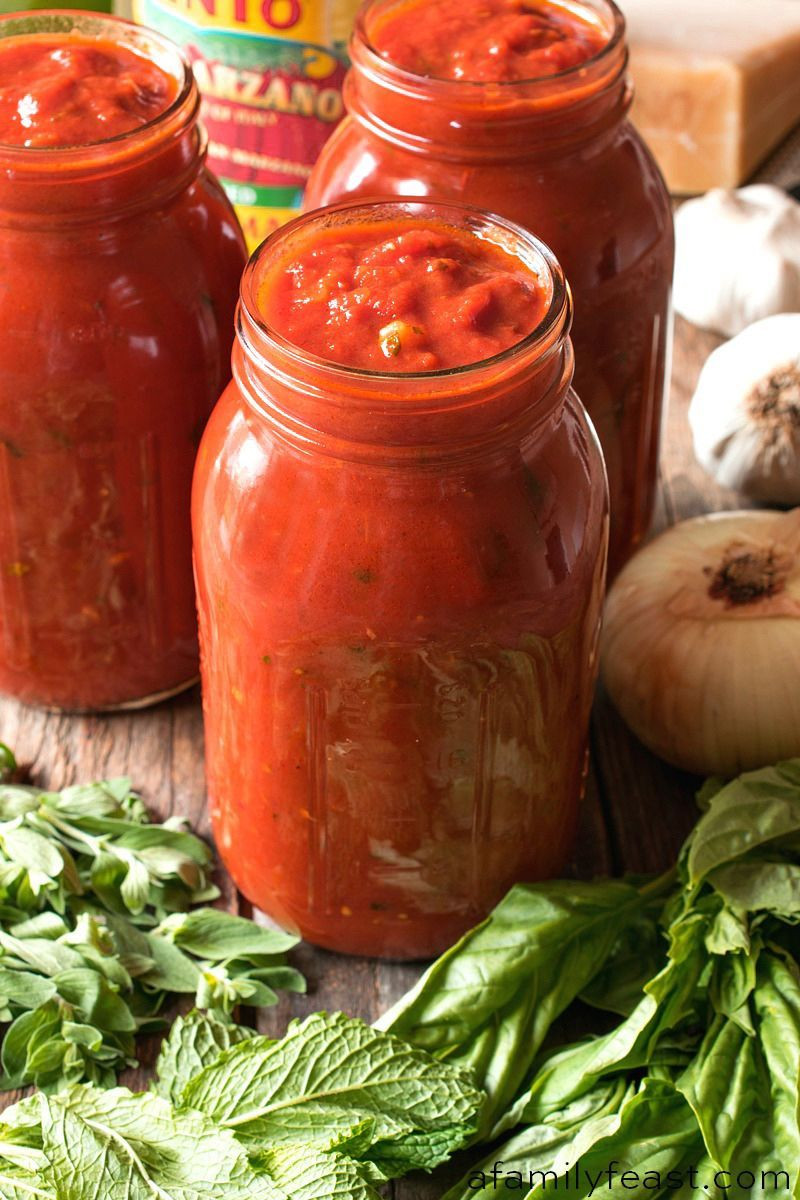 Homemade Spaghetti Sauce From Fresh Tomatoes Real Italian  Italian Tomato Sauce Recipe