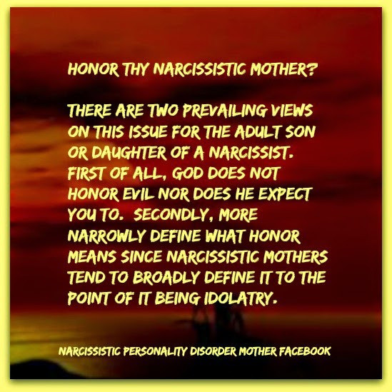 Honor Thy Mother Quotes  Healing And Thriving From Narcissistic Abuse