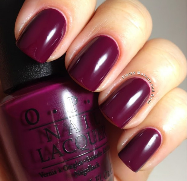 Hottest Nail Colors  The Hottest Nail Polish Trends for Fall