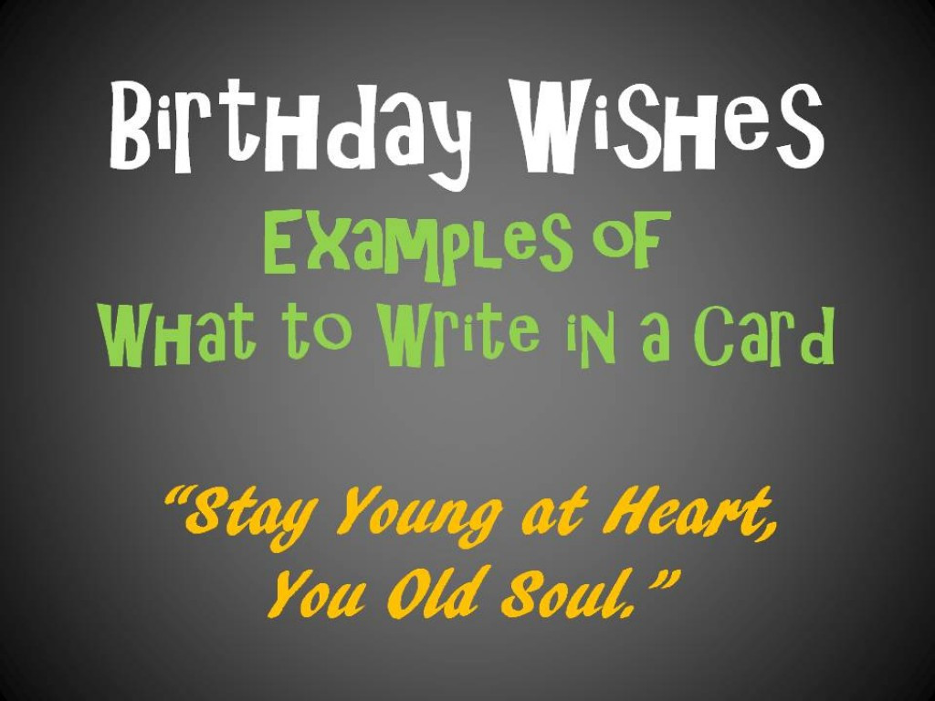 How To Write Birthday Wishes  Birthday Messages and Quotes to Write in a Card