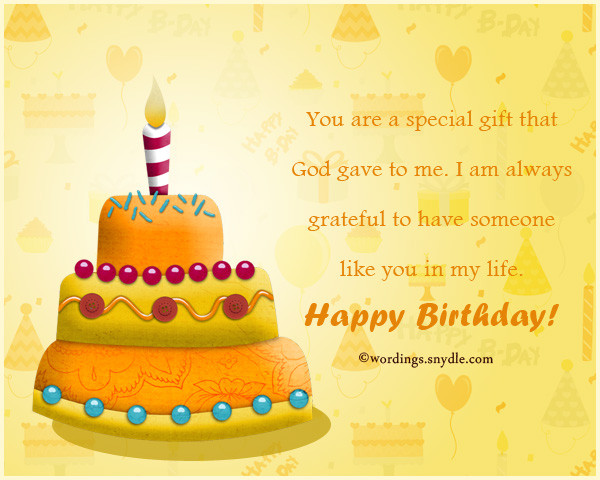 How To Write Birthday Wishes  What To Write in a Birthday Card – Wordings and Messages