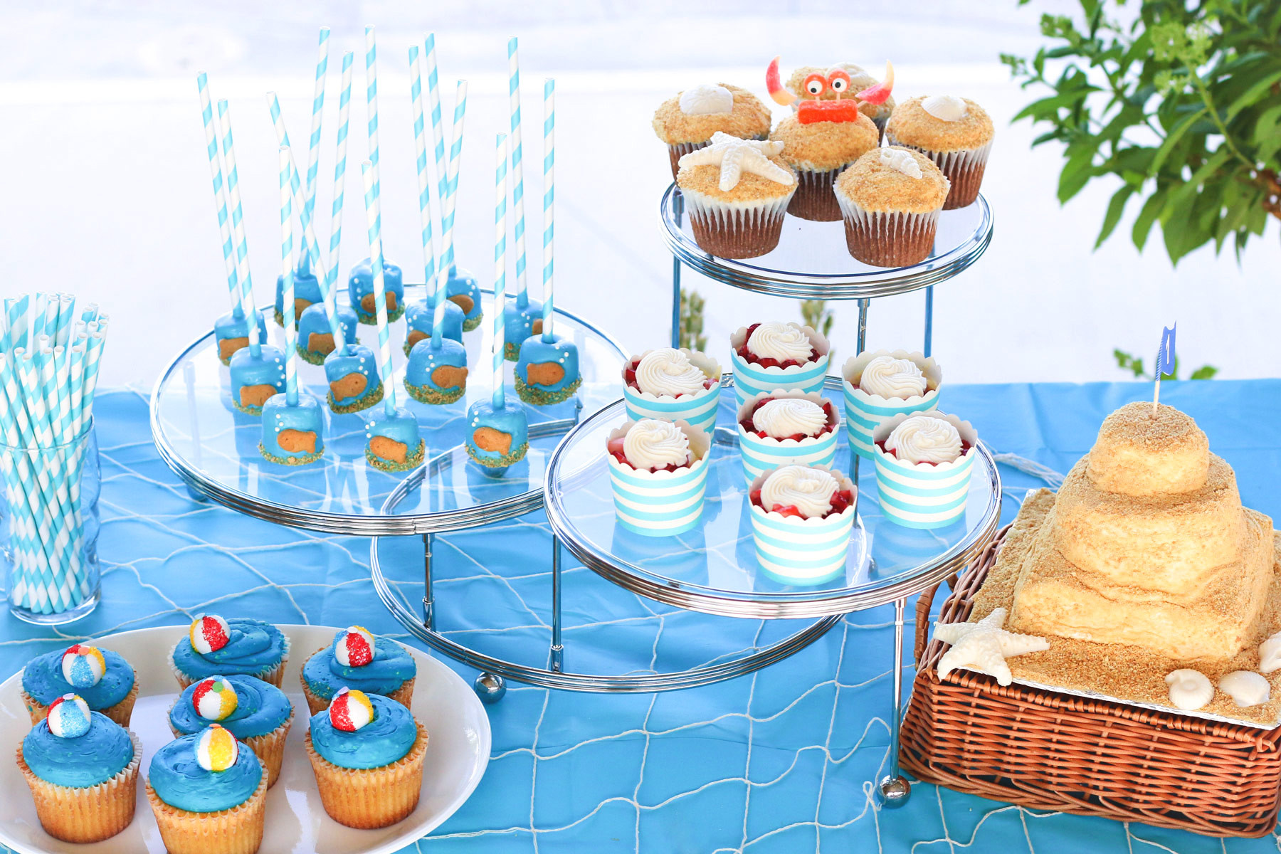 Ideas For A Beach Party  The Perfect Beach Themed Party