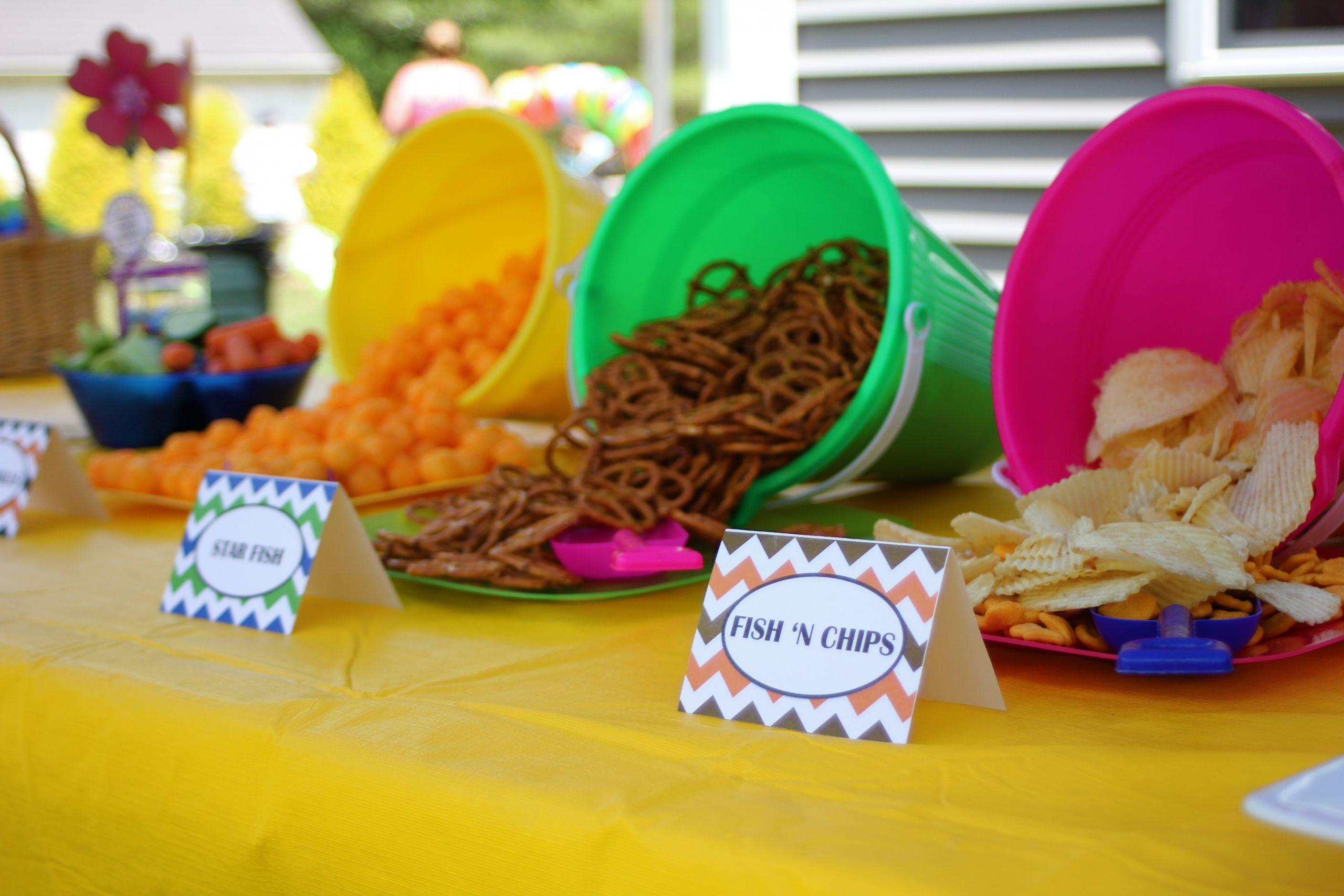 Ideas For A Beach Party  Beach Birthday Party Extravaganza