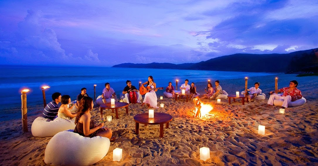 Ideas For A Beach Party  Beach Parties in Goa Relaxation Recreation and Merriment