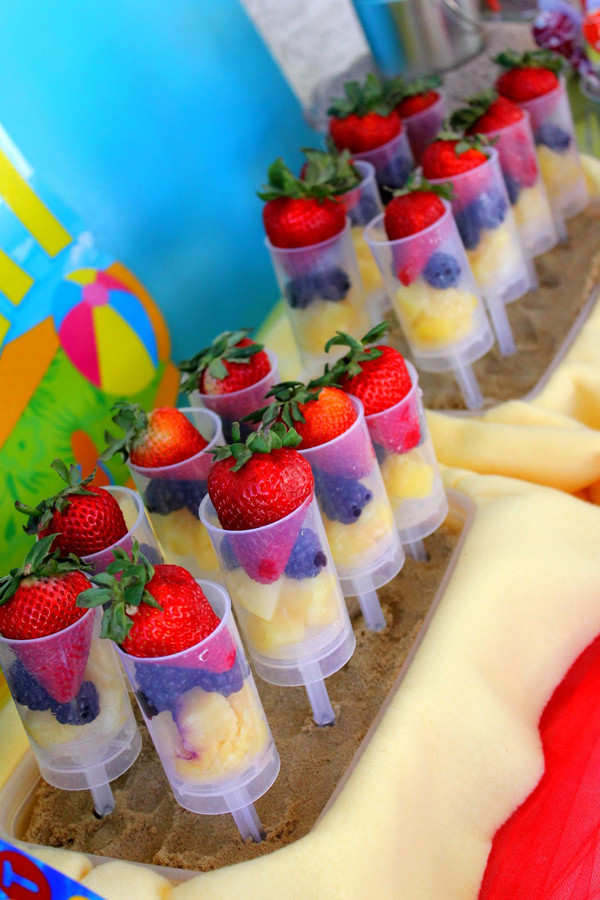 Ideas For A Beach Party  Kara s Party Ideas Beach Ball Birthday Party Supplies