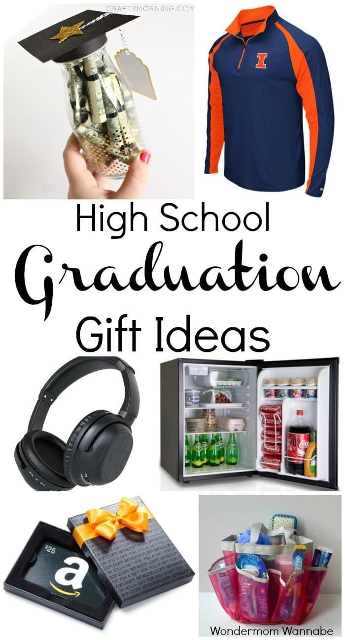 Ideas For A High School Graduation Gift  Best High School Graduation Gift Ideas