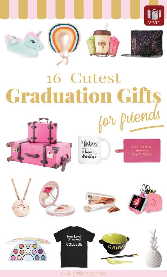 Ideas For A High School Graduation Gift  16 High School Graduation Gifts for Friends [Updated 2018]