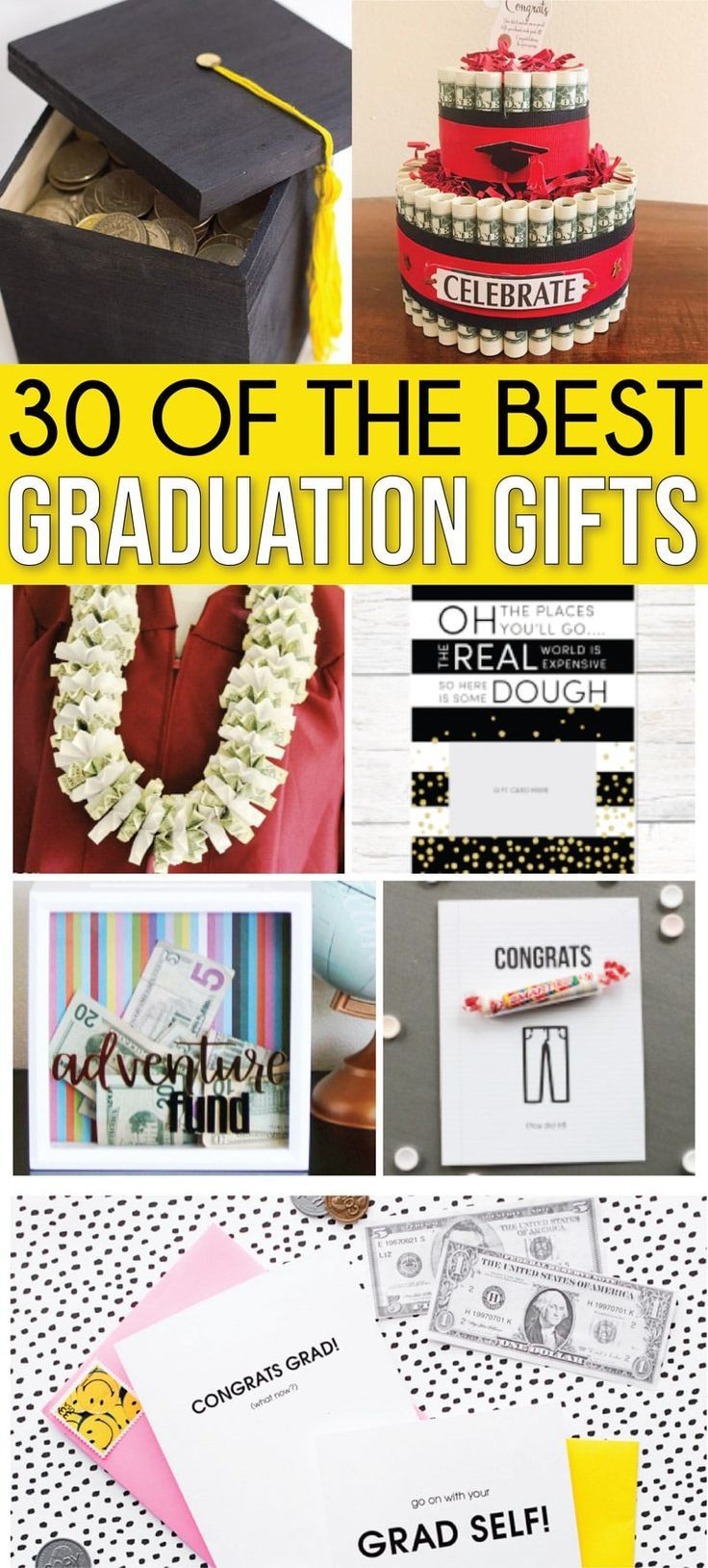 Ideas For A High School Graduation Gift  30 Graduation Gifts Graduates Actually Want