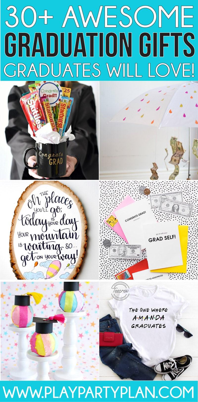 Ideas For A High School Graduation Gift  30 Awesome High School Graduation Gifts Graduates Actually