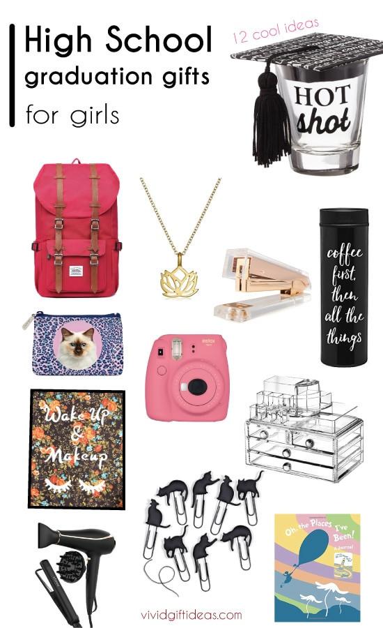 Ideas For A High School Graduation Gift  12 Cool Graduation Gifts for The High School Girls Vivid
