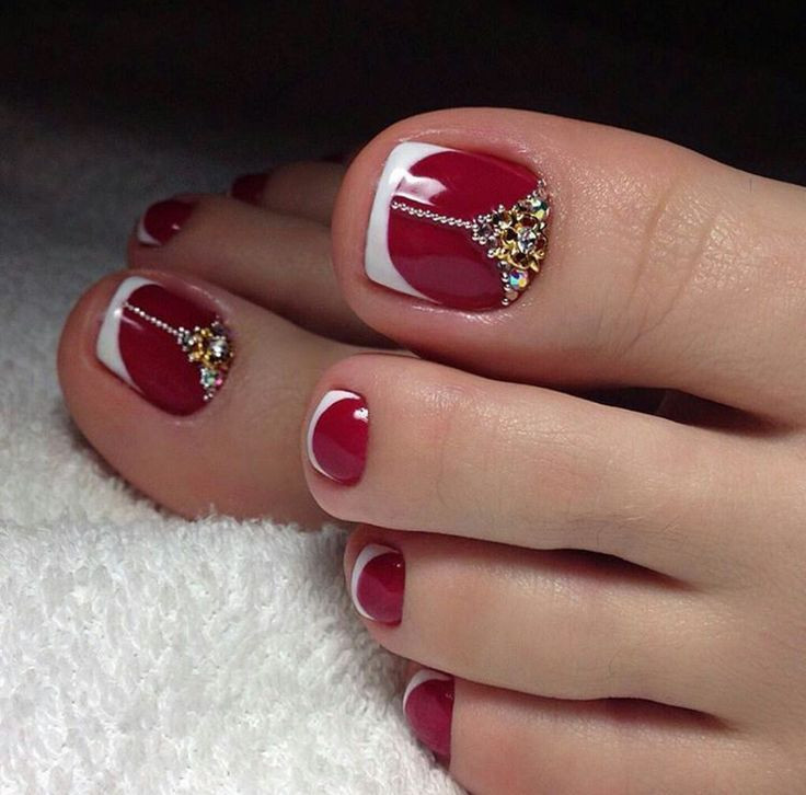 Images Of Toe Nail Designs  20 Easy to Do Toe Nail Art Design Ideas for 2019