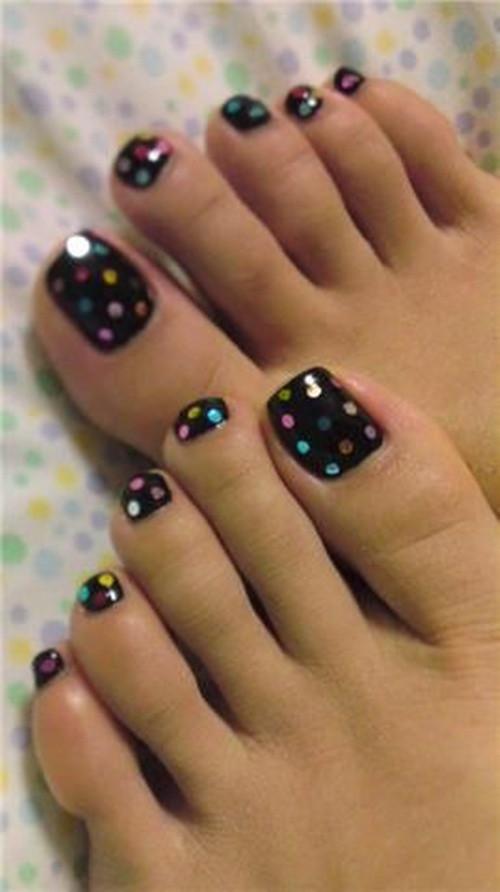 Images Of Toe Nail Designs  25 Cute And Adorable Toenail Art Designs