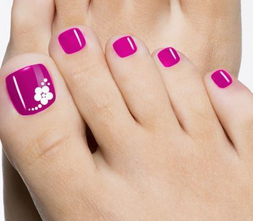 Images Of Toe Nail Designs  50 Cutest Toenail Design Ideas for Any Picky Girl