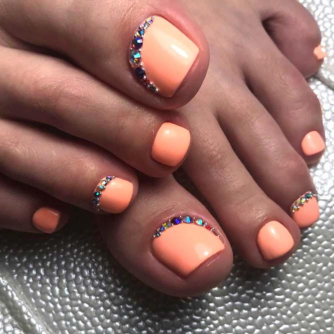 Images Of Toe Nail Designs  Beautiful Toe Nail Art Ideas To Try