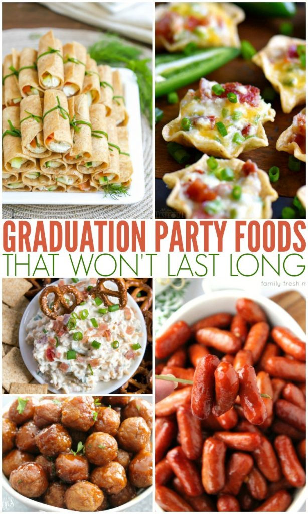 Inexpensive Graduation Party Food Ideas  Graduation Party Food Ideas Family Fresh Meals