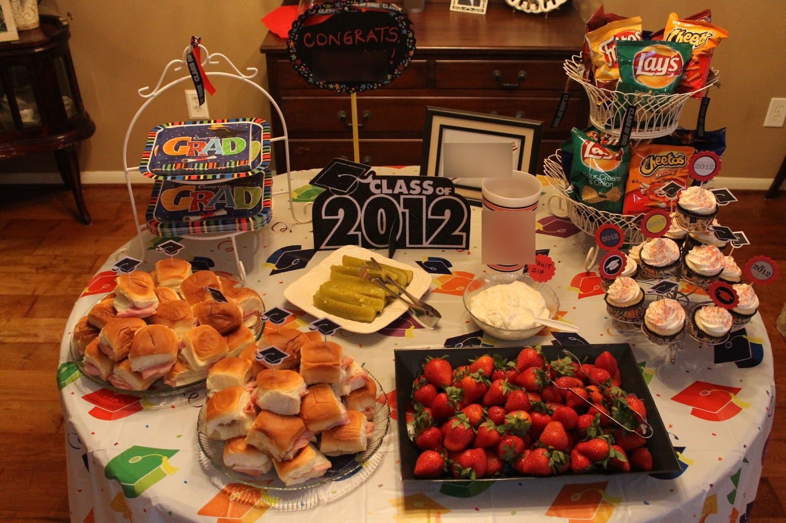 Inexpensive Graduation Party Food Ideas  Graduation Party Gift Ideas