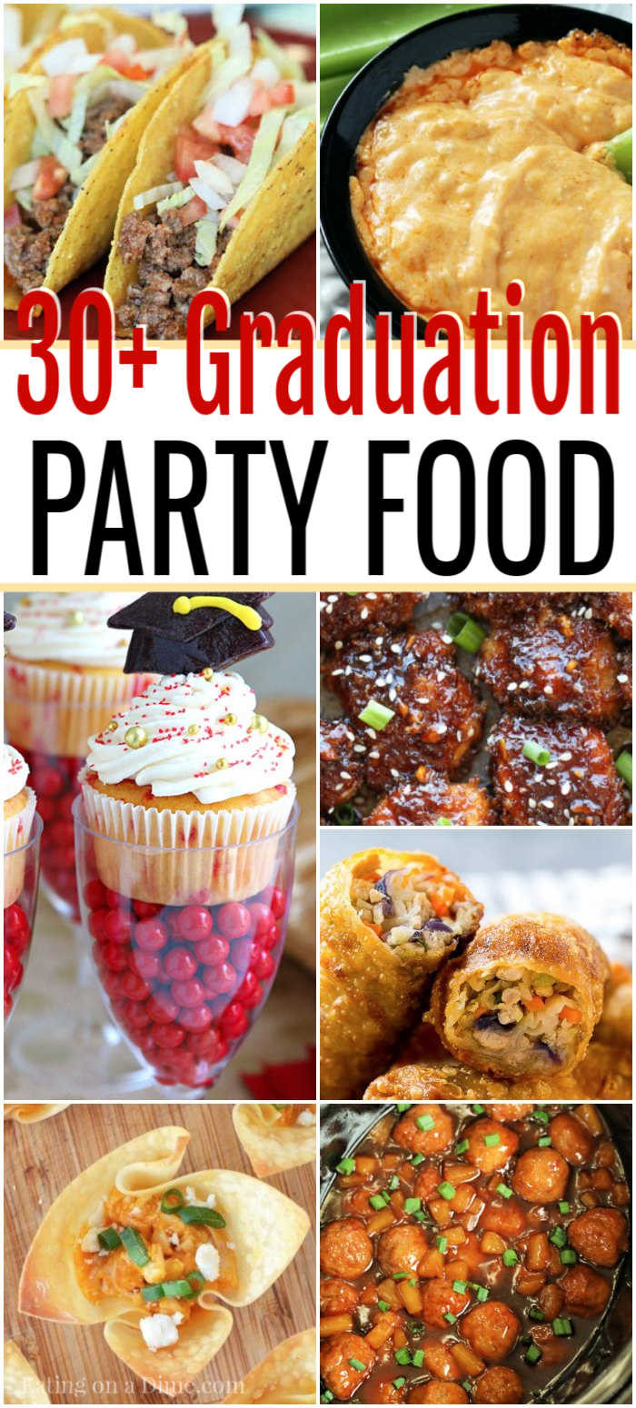 Inexpensive Graduation Party Food Ideas  Graduation Party Food Ideas Graduation party food ideas