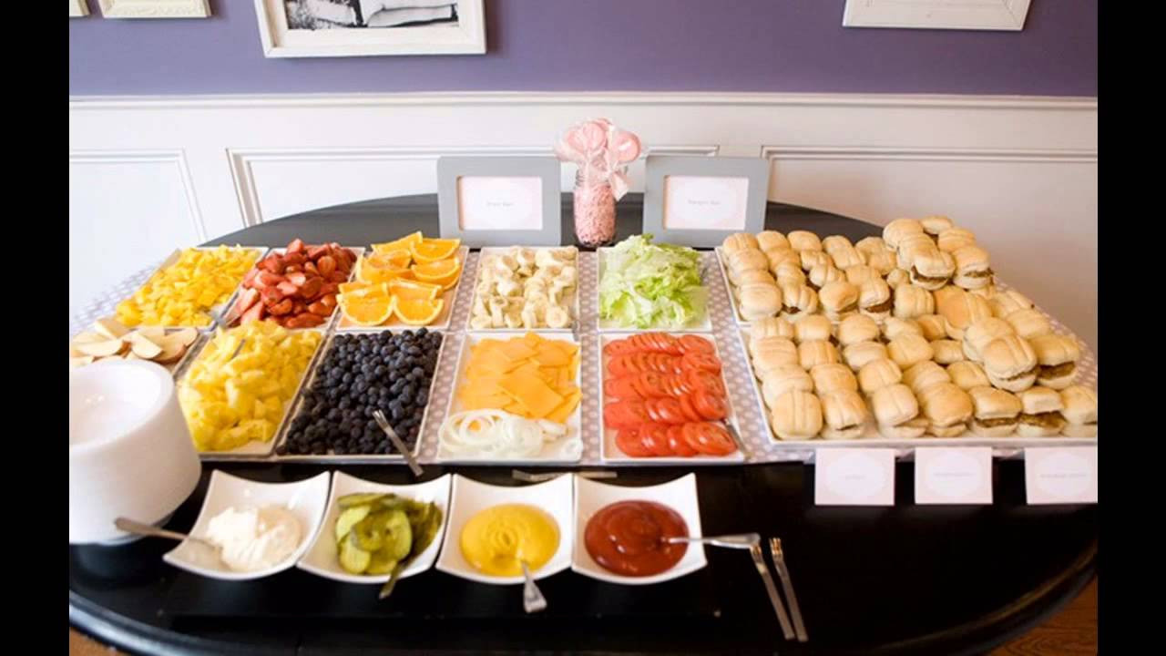 Inexpensive Graduation Party Food Ideas  Awesome Graduation party food ideas