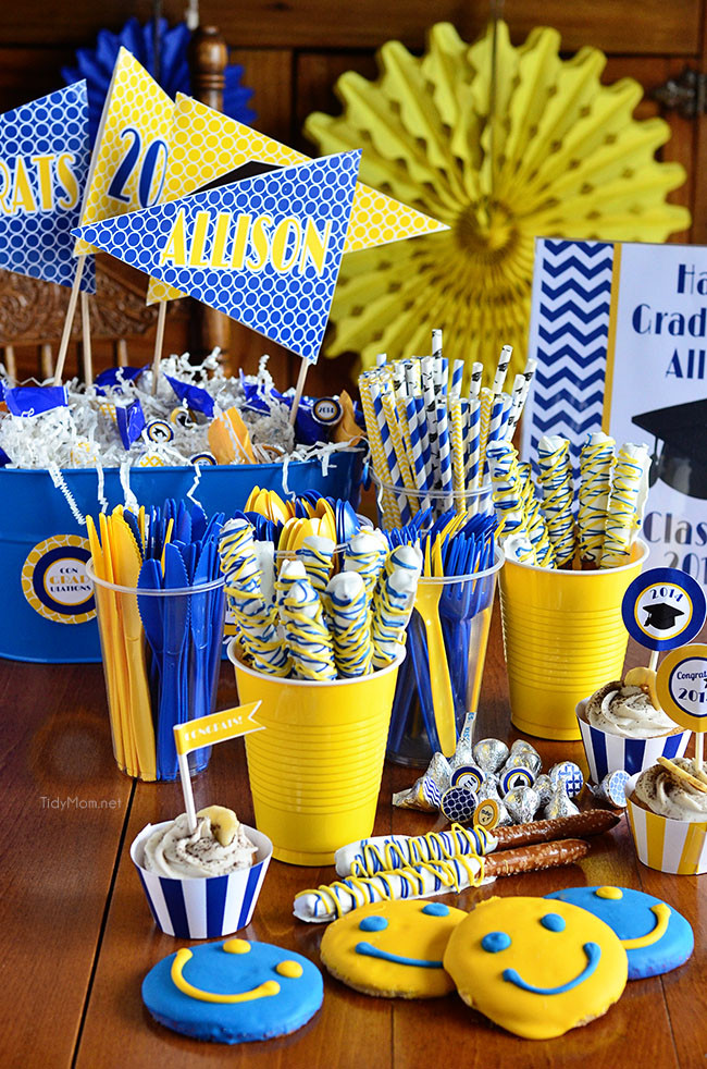 Inexpensive Graduation Party Food Ideas  25 Killer Ideas to Throw an Amazing Graduation Party