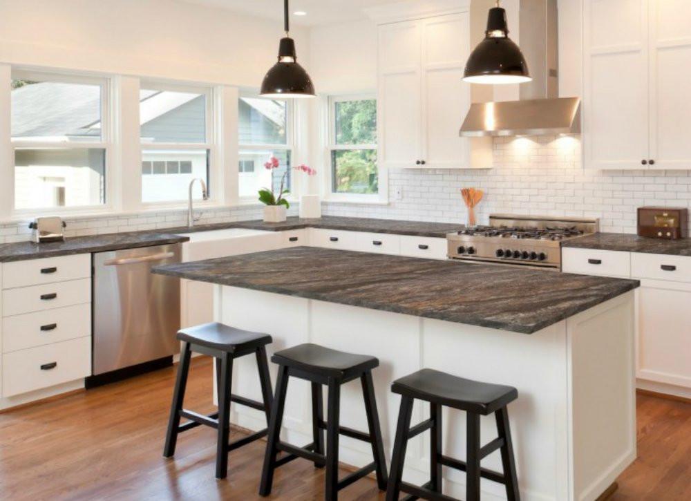 Inexpensive Kitchen Counter  Cheap Countertop Materials 7 Options Bob Vila