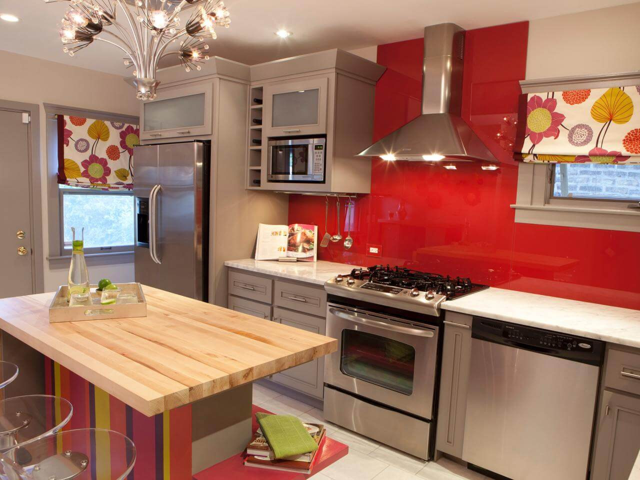 Inexpensive Kitchen Counter  Inexpensive Kitchen Remodel for a Fresh Facelift without