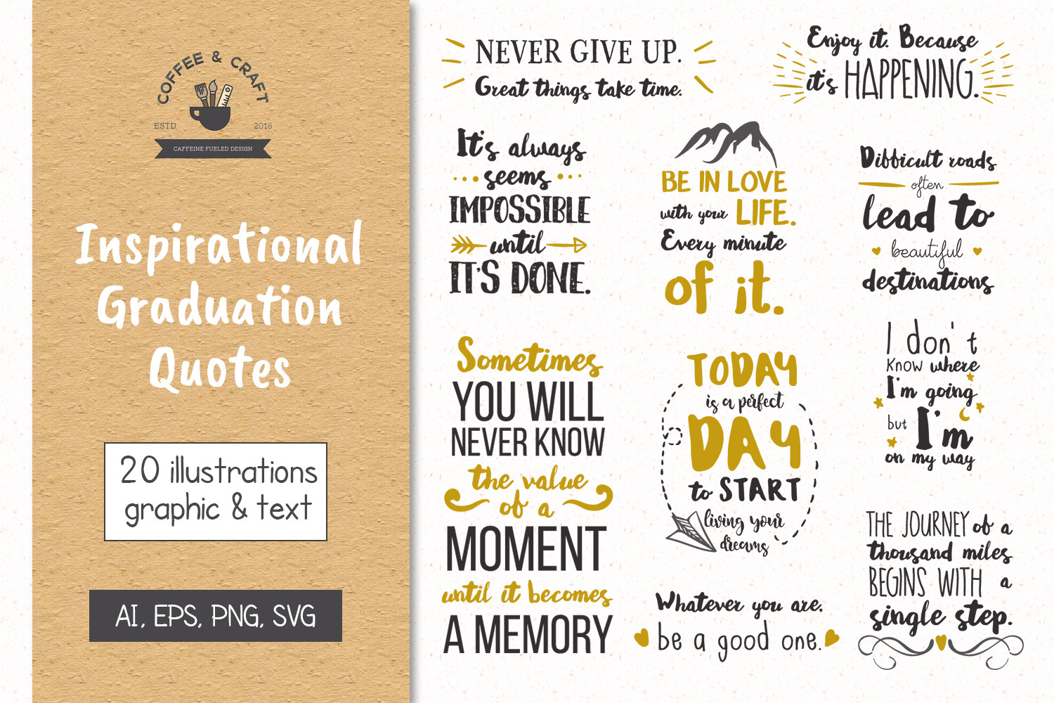 Inspirational Quotes For College Graduation  Inspirational Graduation Quotes