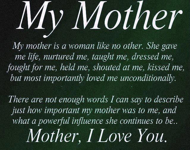 Inspirational Quotes Loss Mother  Inspirational Quotes For Deceased Mother QuotesGram