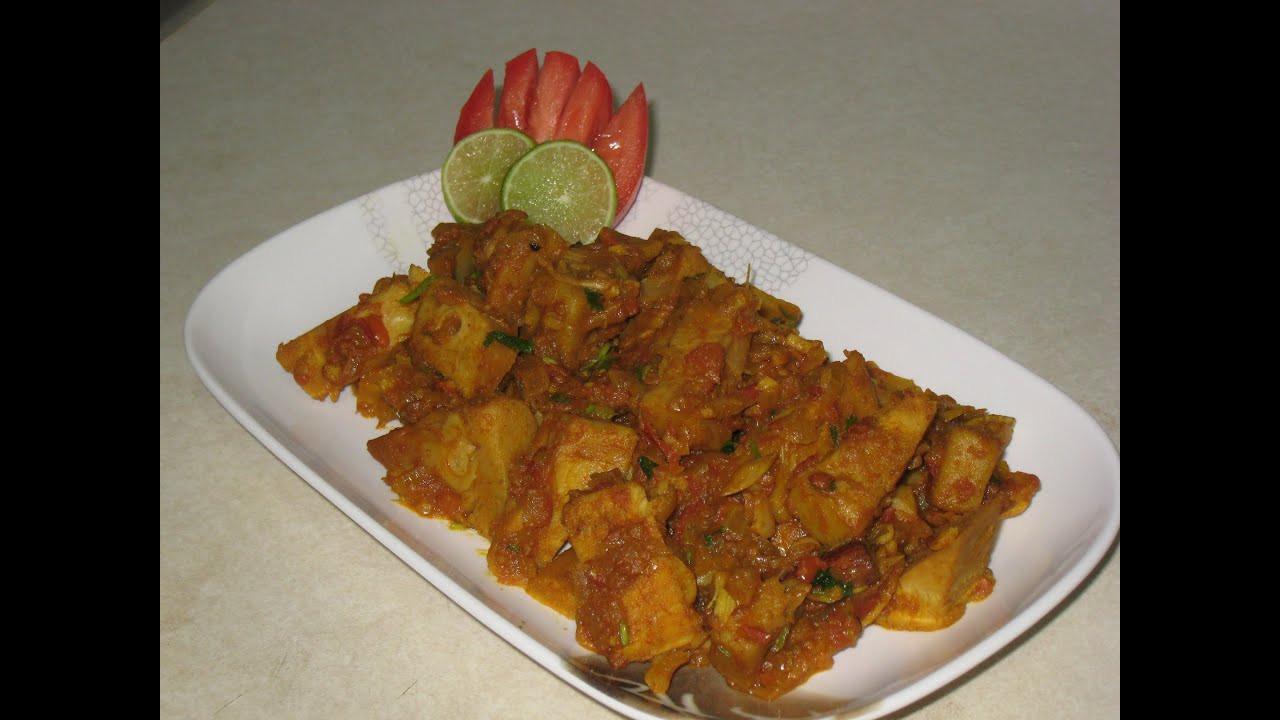 Jackfruit Recipes Indian  Young jackfruit Kathal curry recipe