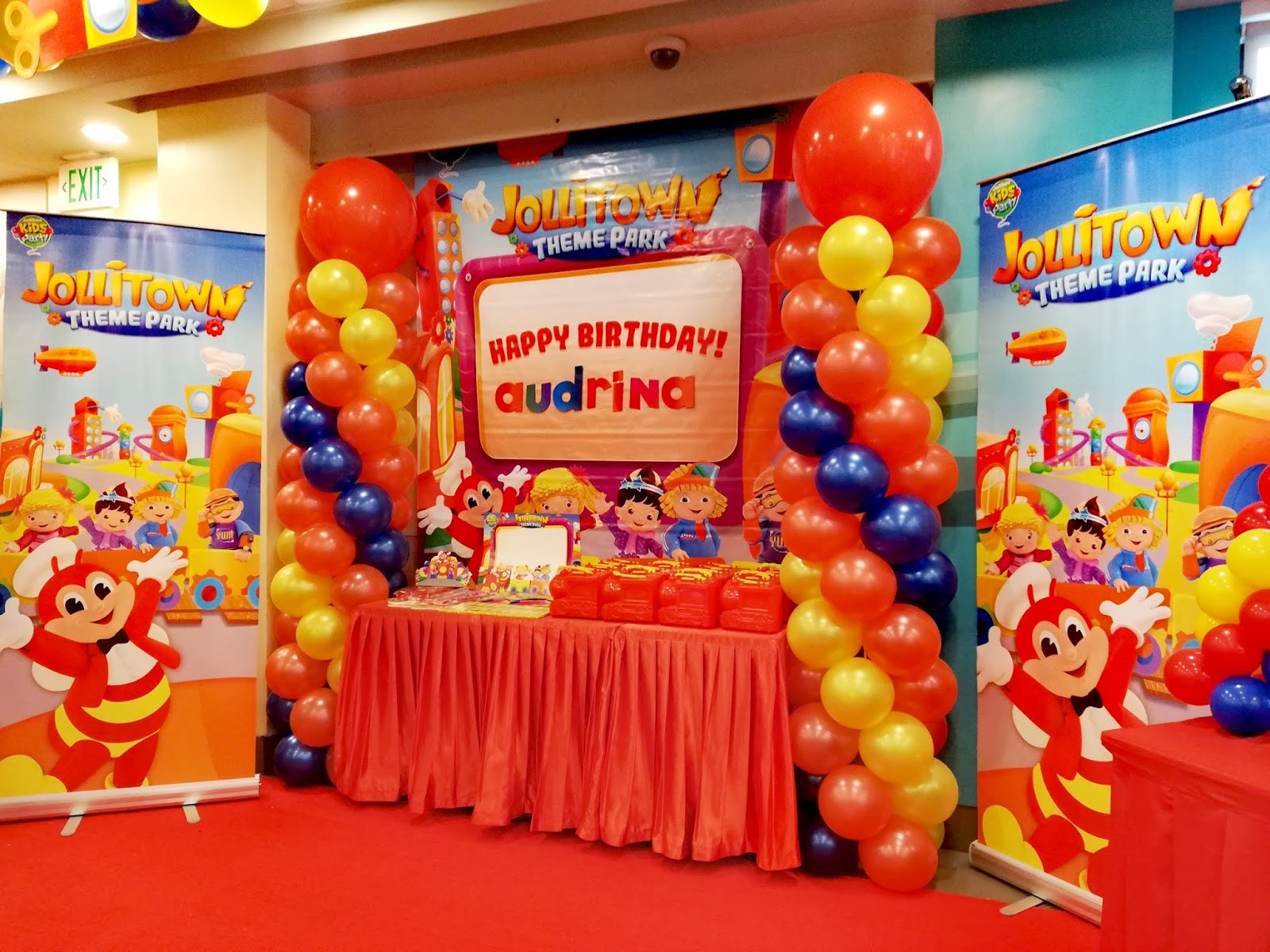 Jollibee Kids Party  OC Craft Jollibee Launched Additional Kid Party Theme