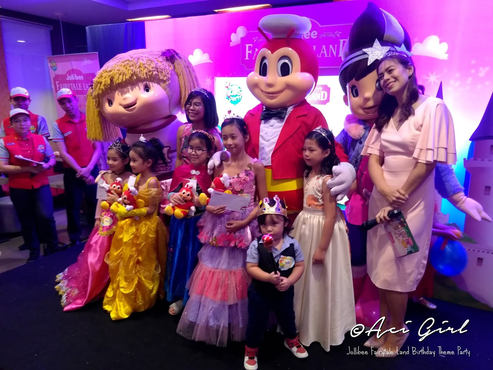 Jollibee Kids Party  The Most Magical Jollibee Kids Party Theme is Finally Here