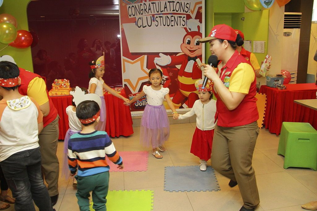 Jollibee Kids Party  Milestones Celebration With Jollibee Kids Party Mommy Pehpot