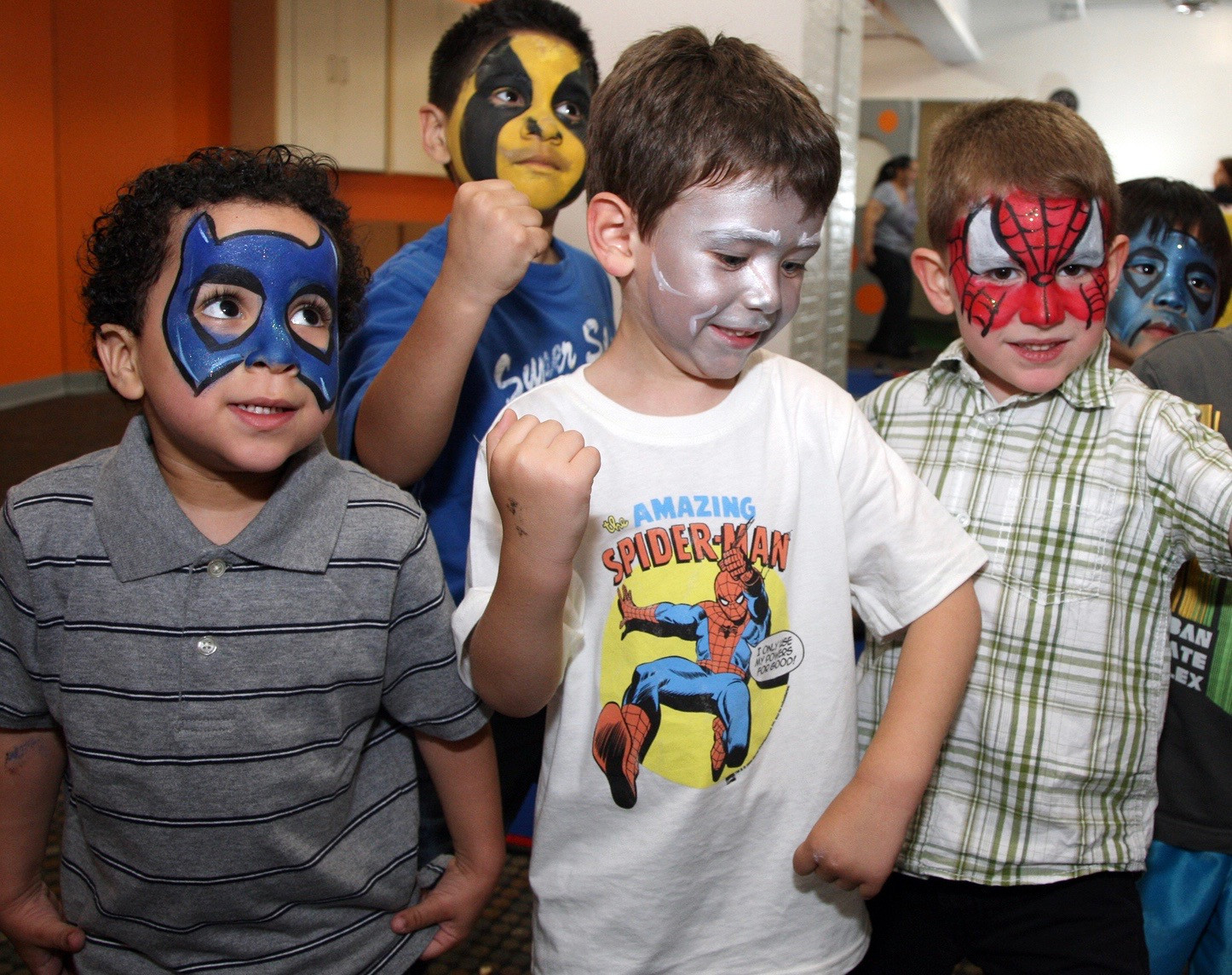 Kids Birthday Party South Jersey  Best NJ Birthday Party Places for Superheroes and