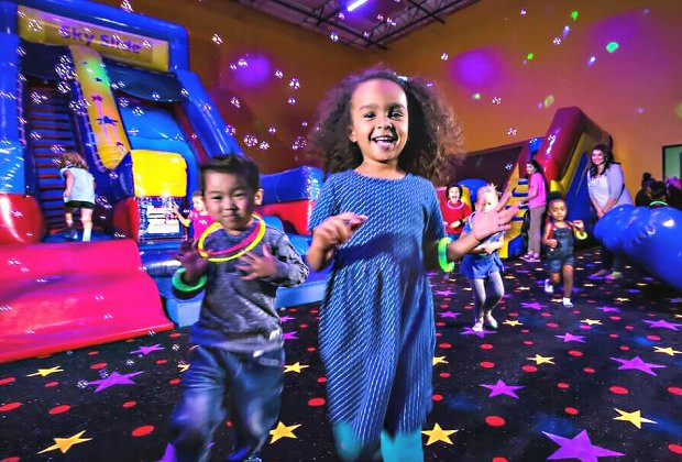 Kids Birthday Party South Jersey  10 Indoor Party Spots with Mega Playgrounds for NJ Kids