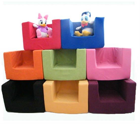 Kids Comfy Chair  Kids Children s fy Chair Toddlers Foam Armchair Boys