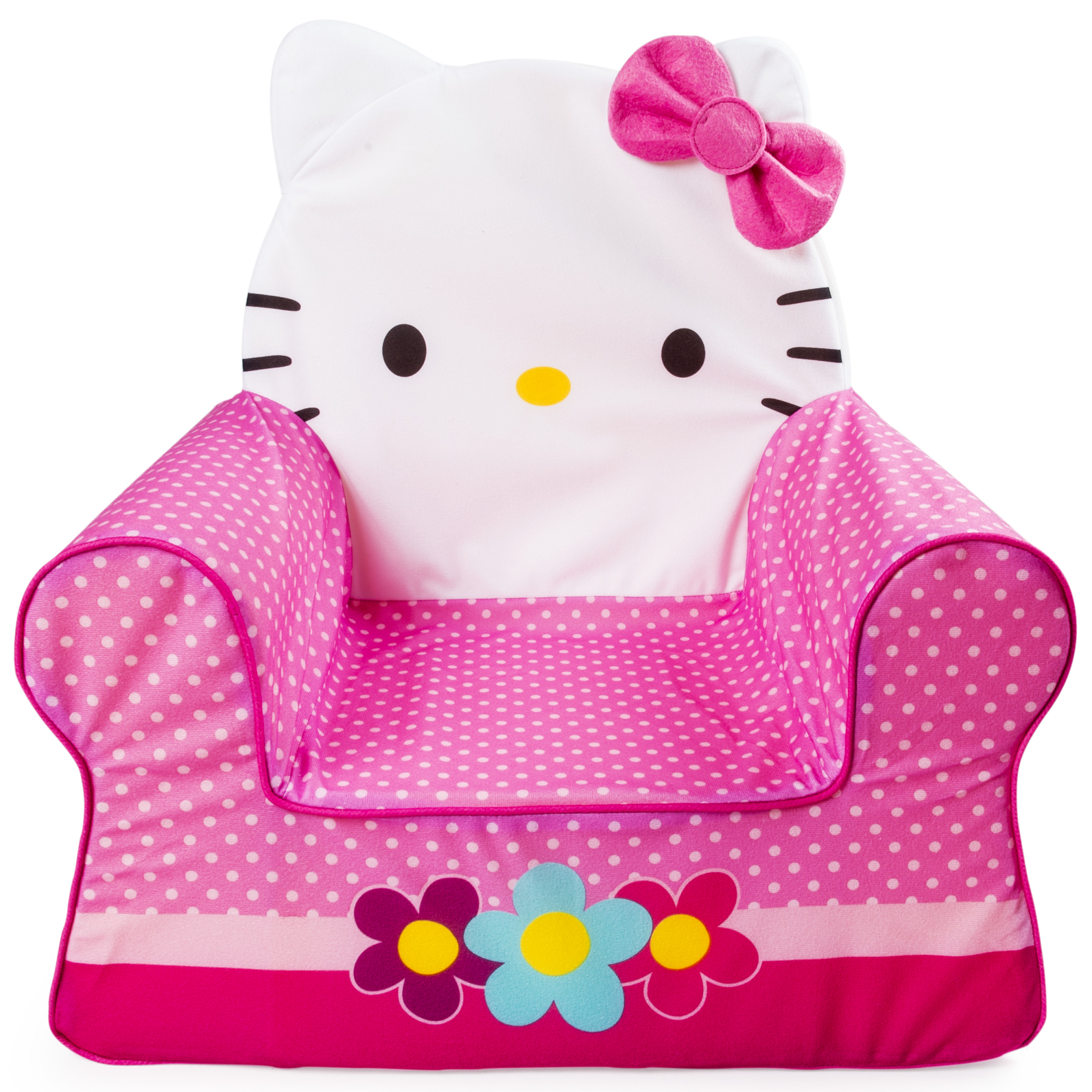 Kids Comfy Chair  Marshmallow Furniture Children s Foam fy Chair Hello