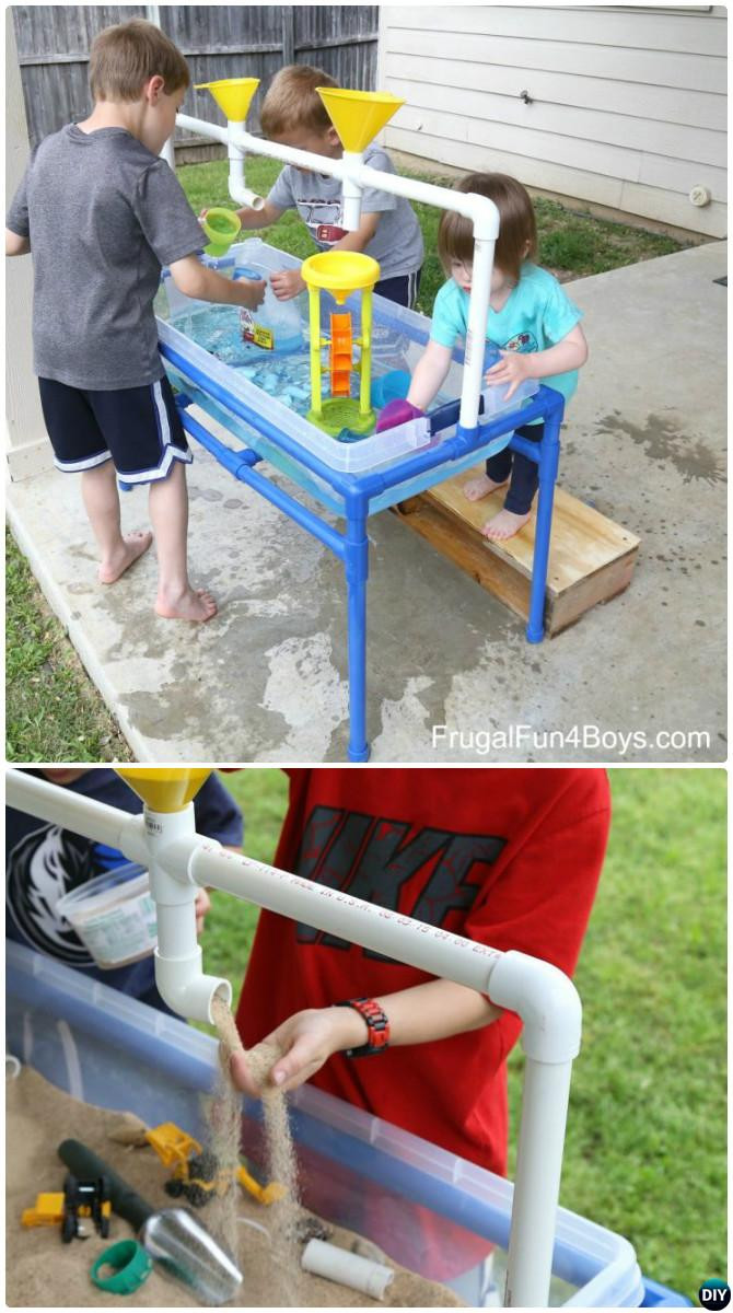 Kids DIY Projects  20 PVC Pipe DIY Projects For Kids Fun