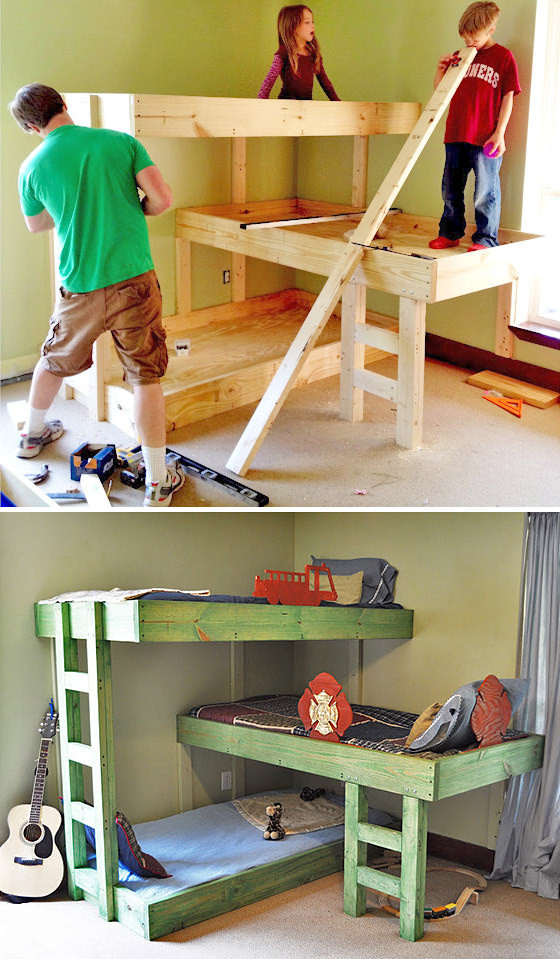 Kids DIY Projects  DIY Kids Furniture Projects