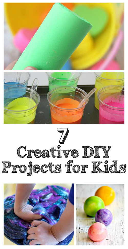 Kids DIY Projects  Top 7 Creative DIY projects for Kids – Page 5 – NIFTY DIYS