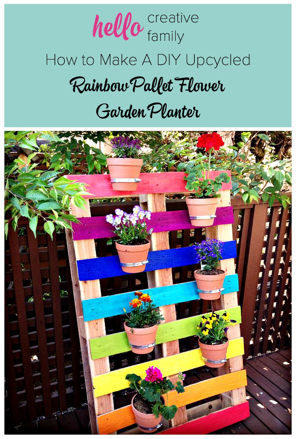 Kids DIY Projects  27 Rainbow Crafts DIY Projects and Recipes Your Family