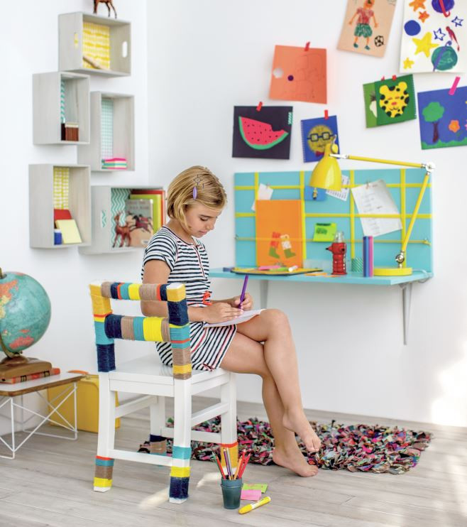 Kids DIY Projects  20 Home DIY Projects Designed with Kids in Mind