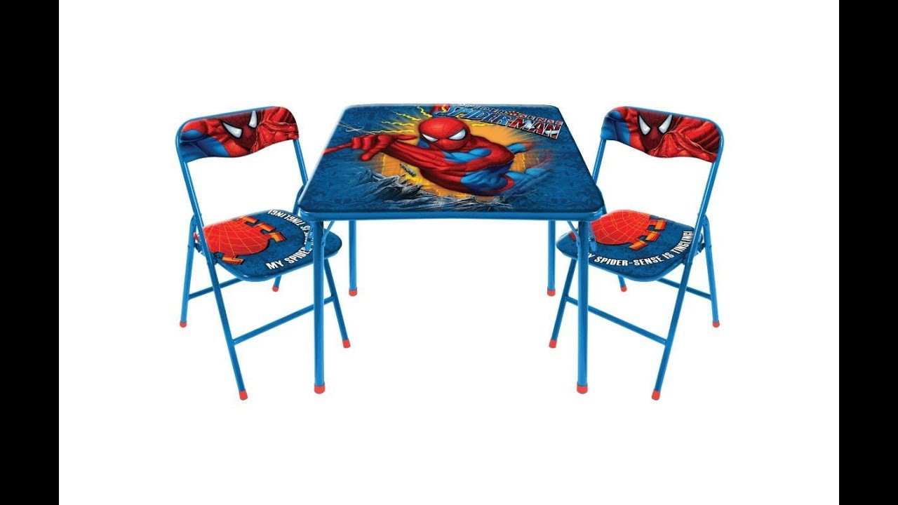 Kids Fold Up Table  kids folding table and chairs