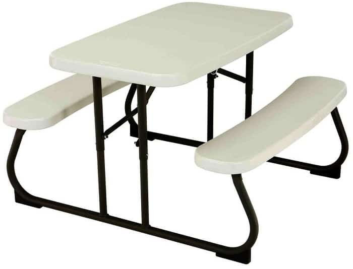 Kids Fold Up Table  Picnic Tables Folding portable for kids or build your own
