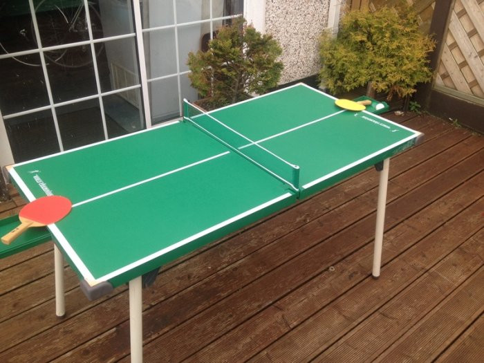 Kids Fold Up Table  Kids Fold Up Table Tennis Table For Sale in Swords Dublin