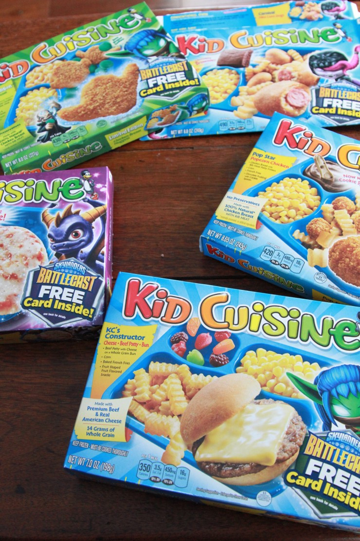 Kids Frozen Dinners  Smashberry Yogurt Smoothie & Kid Cuisine A Southern Mother