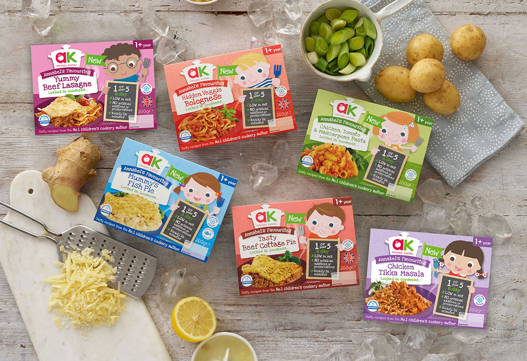 Kids Frozen Dinners  Best Children s Food Brand Little London Awards
