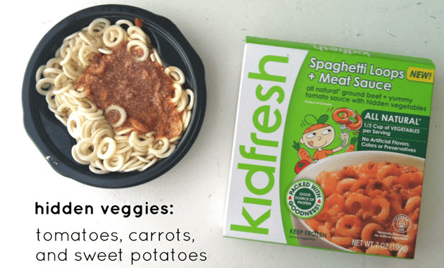 Kids Frozen Dinners  Finally a Healthy Frozen Kid's Meal with Kidfresh
