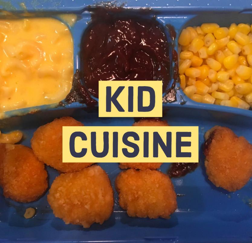 Kids Frozen Dinners  Livewire