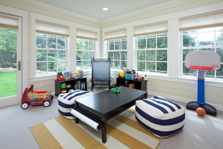 Kids Game Room Furniture  20 Kids Game Room Designs Ideas