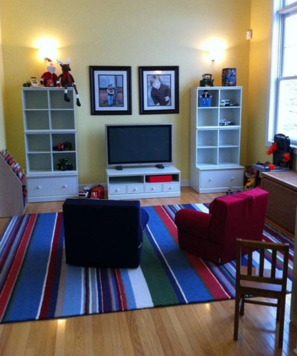 Kids Game Room Furniture  Five Kids Playroom Ideas To Inspire