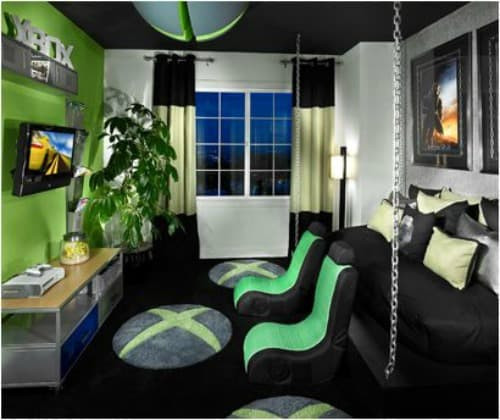 Kids Game Room Furniture  21 Super Awesome Video Game Room Ideas You Must See